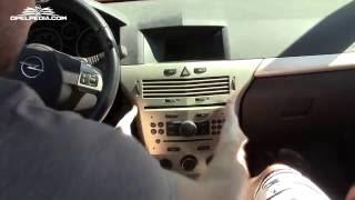 Opel Vauxhall Astra H Zafira B CIM reparatur tutorial