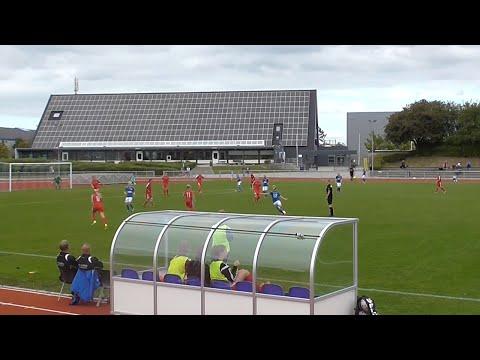 1. division: Greve vs FC Damsø 3-1