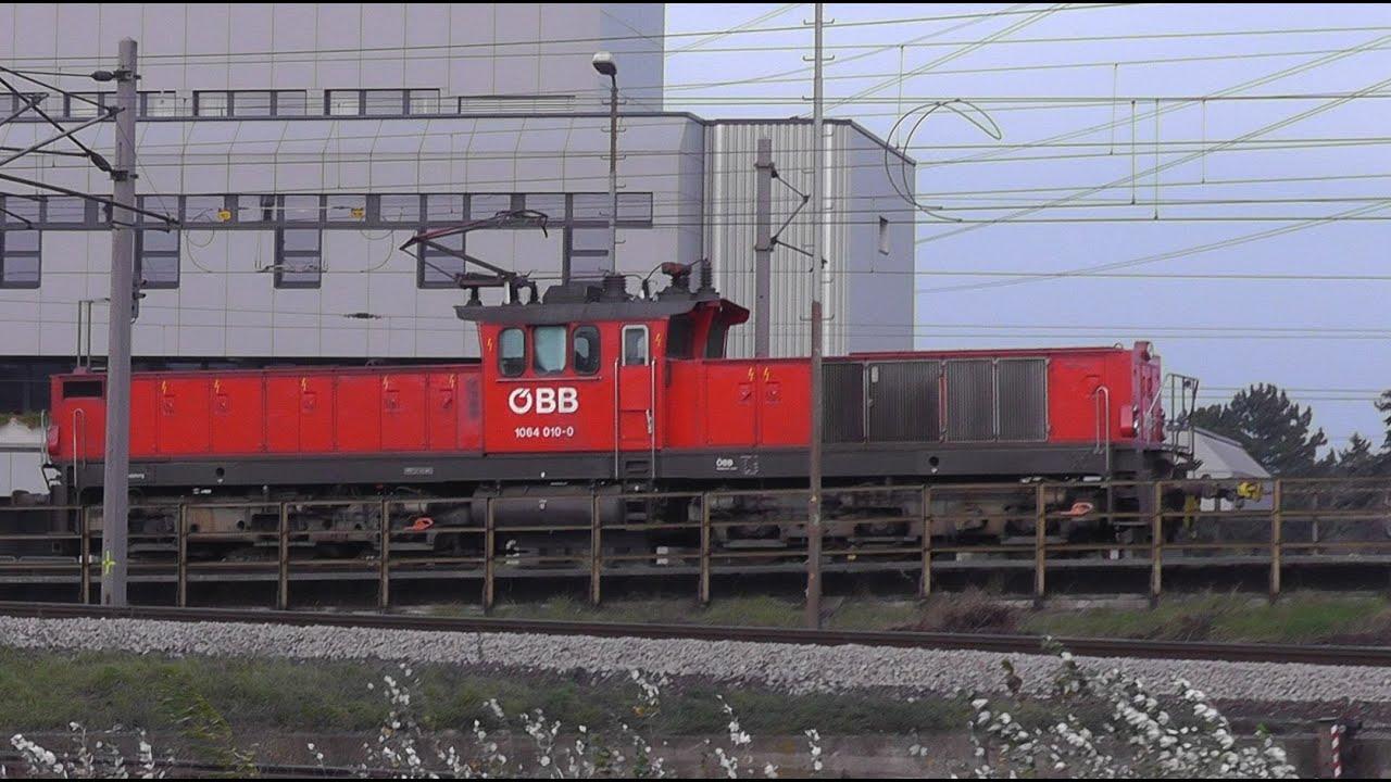 ÖBB 1064 Sechsachsige Verschublokomotive ...