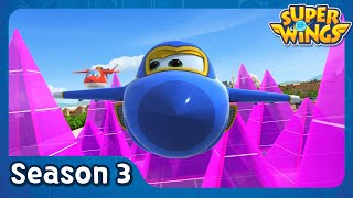 Abu Dhabi Thunder 2 | super wings season 3 | EP32