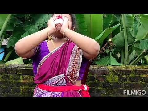 Download Prodip Jalai Sankho Bajai | Laskmi Puja Dance Song | Manisha Panda