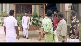 Majaa Telugu Movie Scenes - Murali challenging Vikram - Vikram, Asin