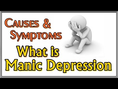 Manic Depressive disorder | 11 Symptoms | Signs of depression  | biploar disorder depression