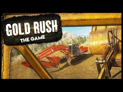GOLD BAR & EPIC GOLD MINING! Panning For Gold! - Gold Rush Gameplay