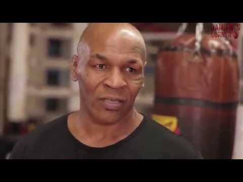 Интервью Майка Тайсона 2016 HD