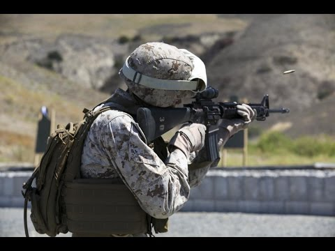Marine Corps Combat Marksmanship Program (documentary)