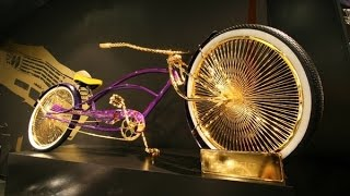 Top 10 Most Expensive Bicycles (no 5. is awesome)