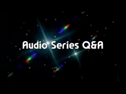 Doctor Who : Audio Series - EXTRAS - Q&A