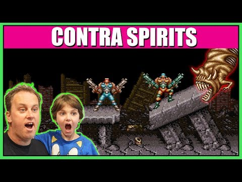 Contra Spirits - Free Play Friday | Ep 13