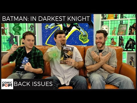 Batman Becomes Green Lantern! | Batman: In Darkest Knight | Back Issues