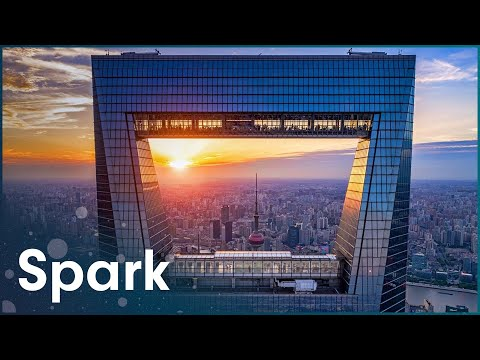 Shanghai World Trade Center | Vertical City | Spark