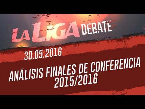 La Liga Debate - 30.05.2016