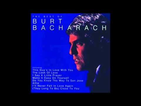 Burt Bacharach — Any Day Now