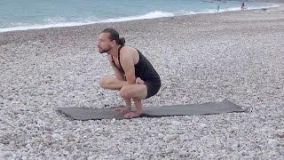 Хатха Йога. Средний Уровень Практики. 7-й день(В этом видео представлена последовательность асан из серии