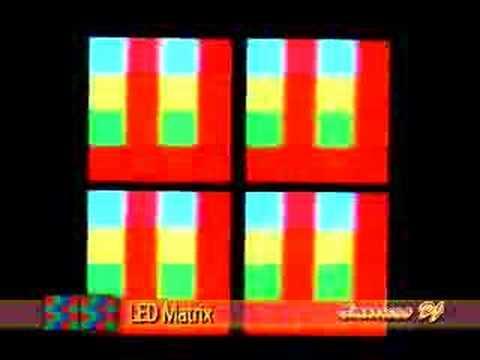 American DJ LED Matrix