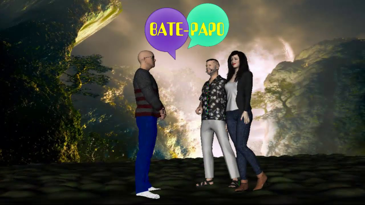 BATE-PAPO COM DORIS & EDU LEAL