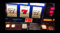 $20 Spins Double Red White Blue *High Limit* Haywire & Triple Stars $10 Wheel of Fortune & 3X4X5X DD