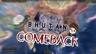 HoI4 - Millennium Dawn: Modern Day Mod - COMEBACK BHUTAN!
