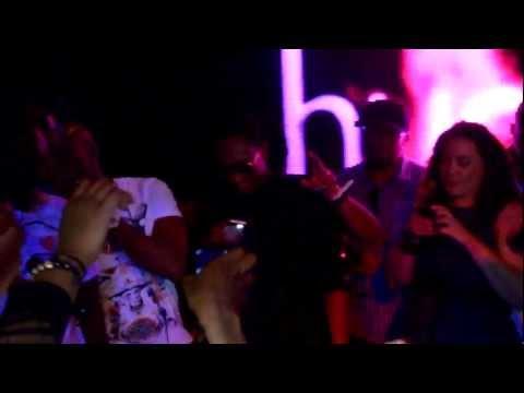 Chris Brown rocks 2 oliver twist.MOV