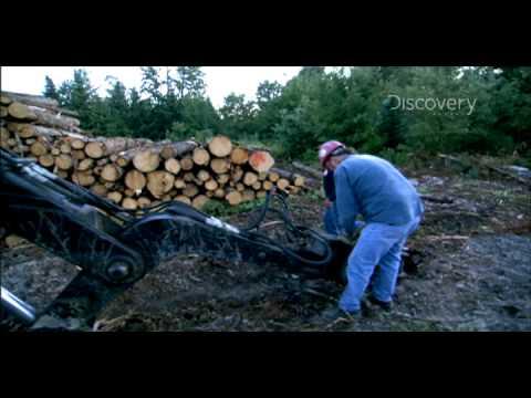American Loggers: Bonecrusher