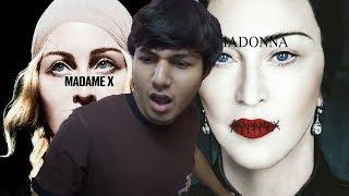 Baixar Madonna - Madame X (Deluxe Version) [Full Album] | Reaction