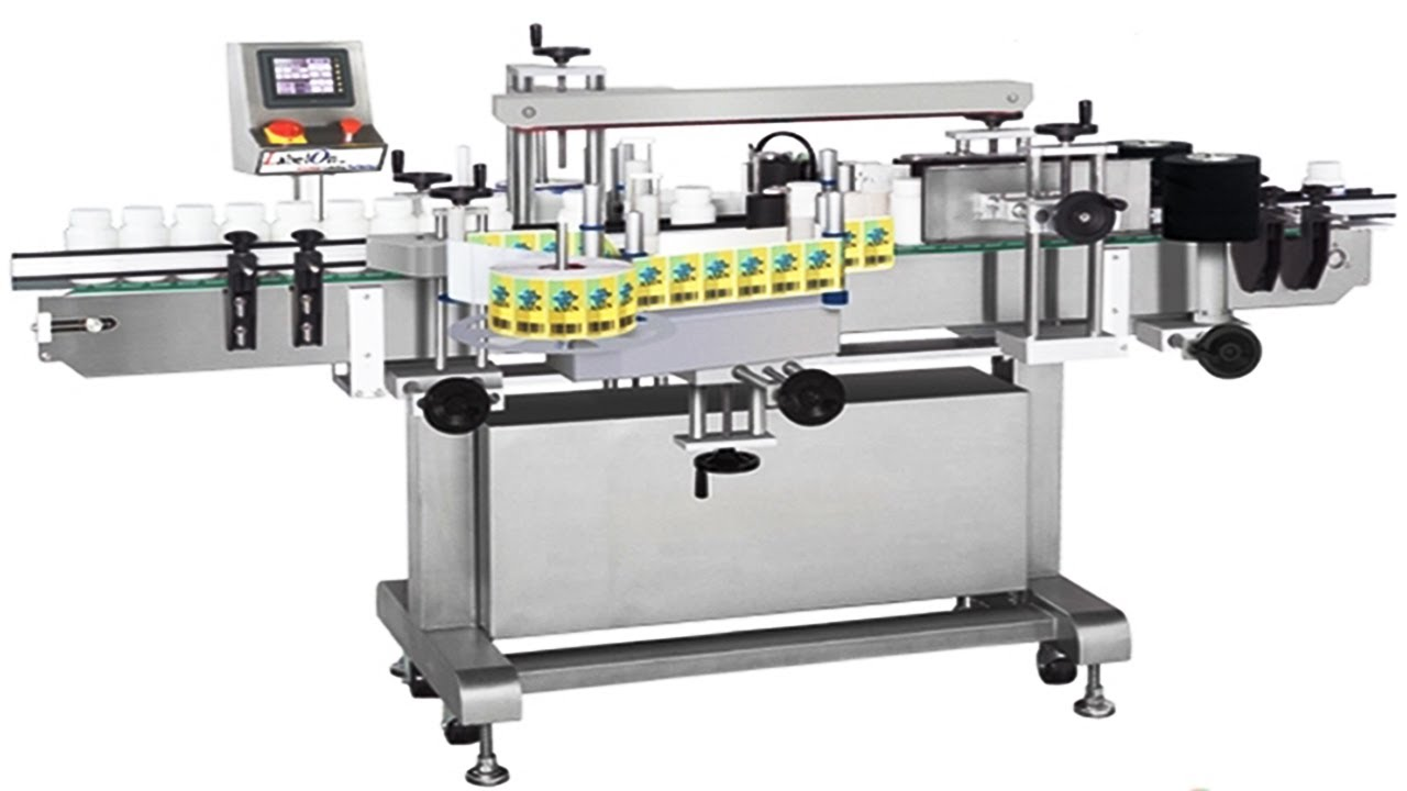 Double Sided Labeling Machine Automatic