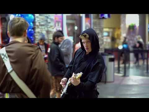 Jedi Vs Sith Guitar Battle