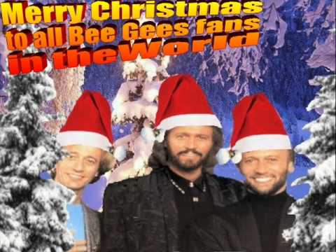 Merry Christmas Bee Gees Fans Youtube