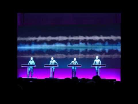 Kraftwerk-Computerliebe[Vienna Burgtheater 15 May 2014]
