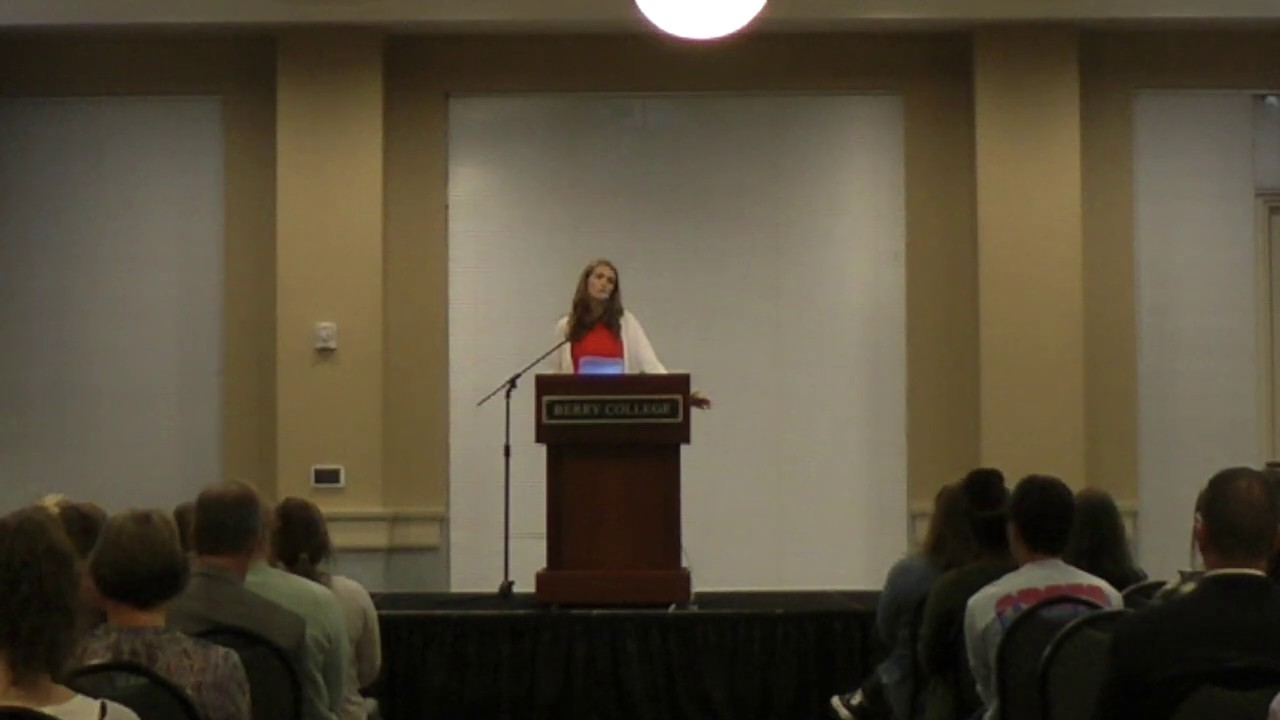 Jennifer Fray Lecture