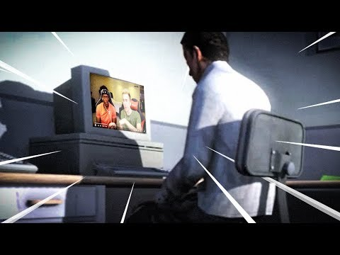 MY OFFICE JOB (Stanley Parable)