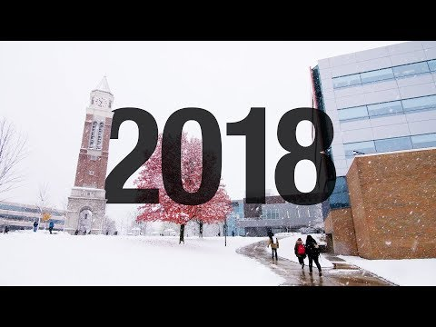 Oakland University 2018 Year in Review