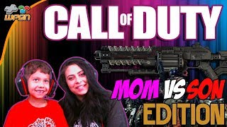 Call of Duty - Mom VS Son - Winner Takes All the Glory - Episode 12