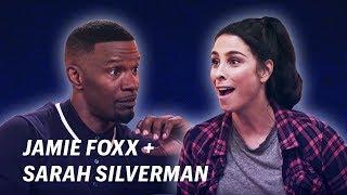 Jamie Foxx Interviews Sarah Silverman || OFF SCRIPT a Grey Goose Production
