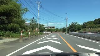 埼玉県道274号 01 赤浜小川線 小川→赤浜 車載