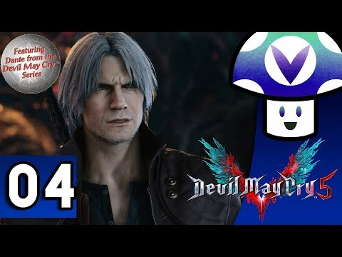 [Vinesauce] Vinny - Devil May Cry 5 (part 4) thumbnail