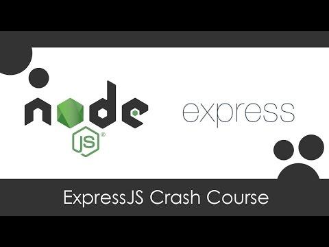 ExpressJS Crash Course