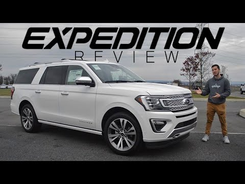This Brand-New Ford Expedition is $84,000! Is it better than the Tahoe & Yukon?