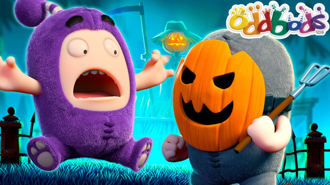 It Is Spooky Everywhere! | HALLOWEEN 2021 | Funny Cartoon