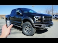 2017 Ford F-150 Raptor: Start Up, Exhaust, Walkaround and Review