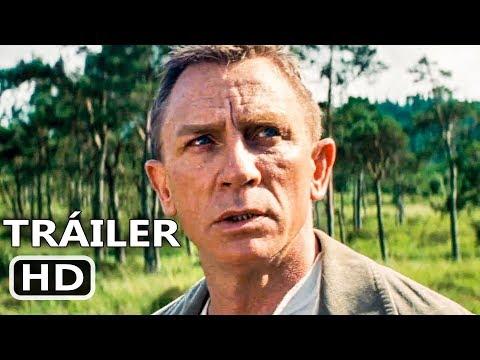 JAMES BOND Sin Tiempo Para Morir Tráiler Español Latino SUBTITULADO (2020) Daniel Craig