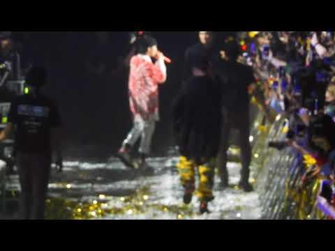 G Dragon - Brisbane concert 2017 Final song - Untitled 2014