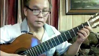 Chân Tình (Trần Lê Quỳnh) - Guitar Cover - SLOW ROCK