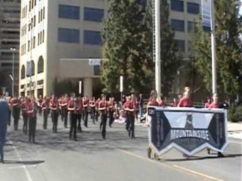 Mountainside Middle School - Jr. Lilac Parade 2009