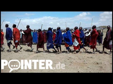 Mein Jahr in Tansania - Urlaub in Arusha & Besuch der Massai