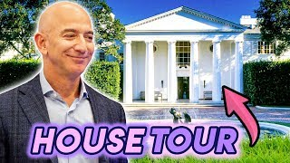Jeff Bezos | House Tour 2020 | His 165 MILLION Dollar Mansion in Beverly Hills