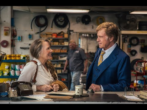 Film legends Robert Redford and Sissy Spacek on aging gracefully on-screen