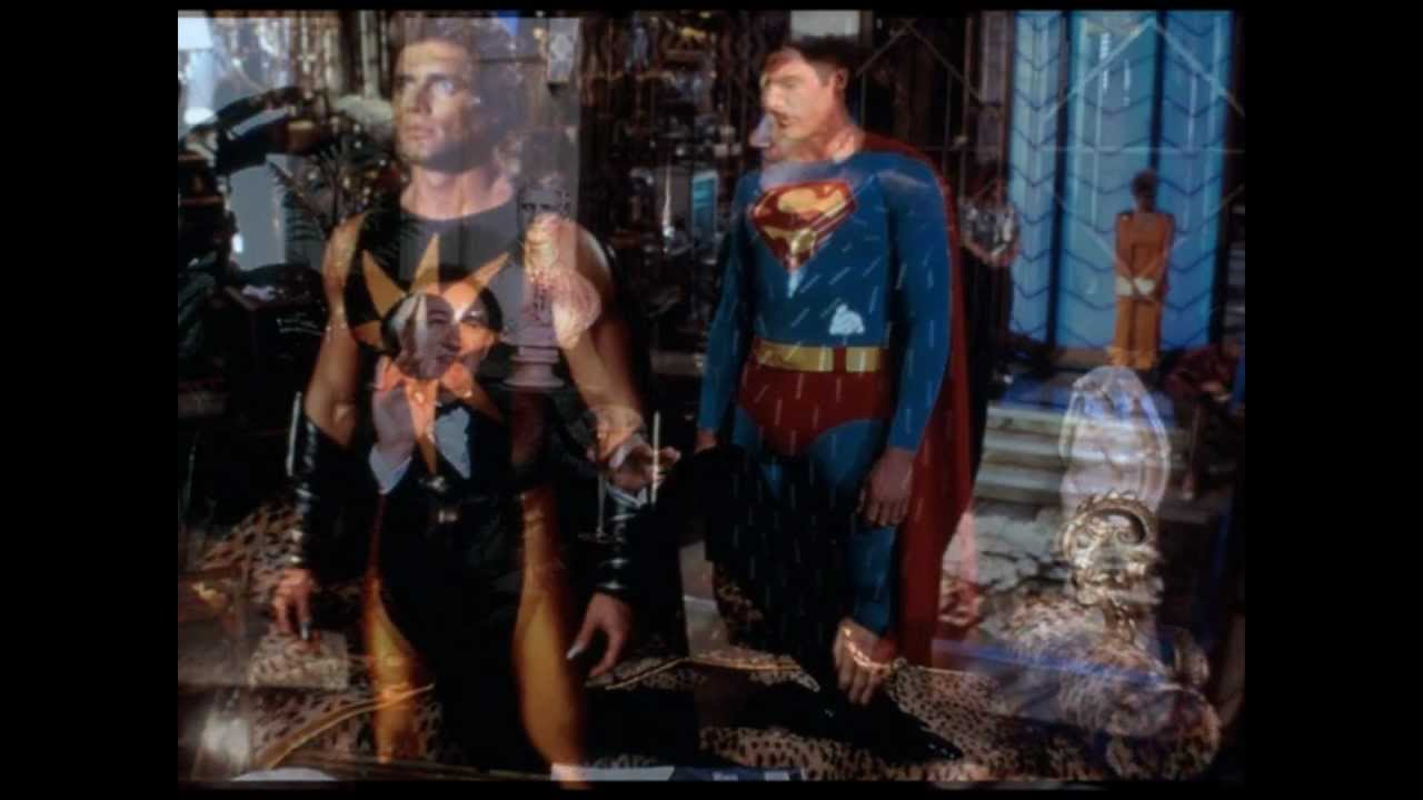 TunePlay - SUPERMAN IV: THE QUEST FOR PEACE (1987) John Williams /  Alexander Courage