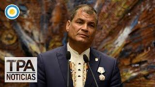 Solicitud de arresto a Rafael Correa | #TPANoticias