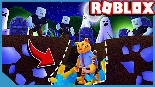 HUGE UPDATE!! HALLOWEEN WORLD + NEW PETS IN ROBLOX MINING SIMULATOR